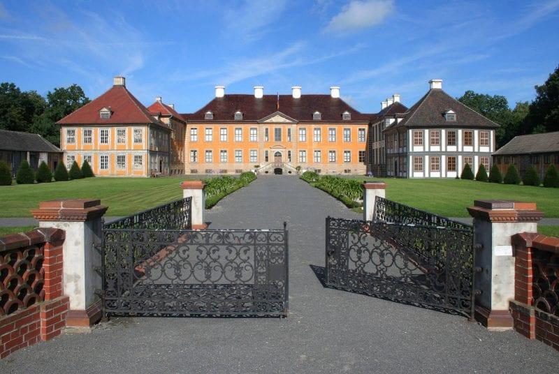 Schloss Oranienbaum Dessau