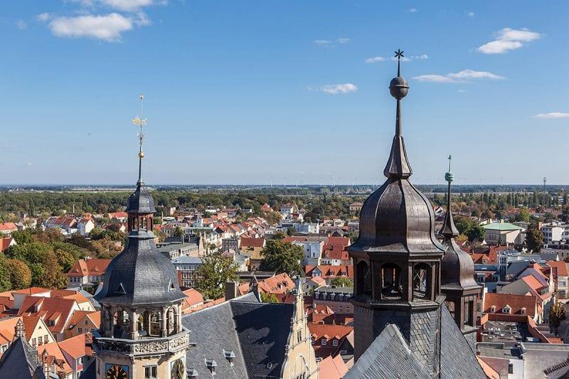 Koethen Residenzstadt Umland Dessau