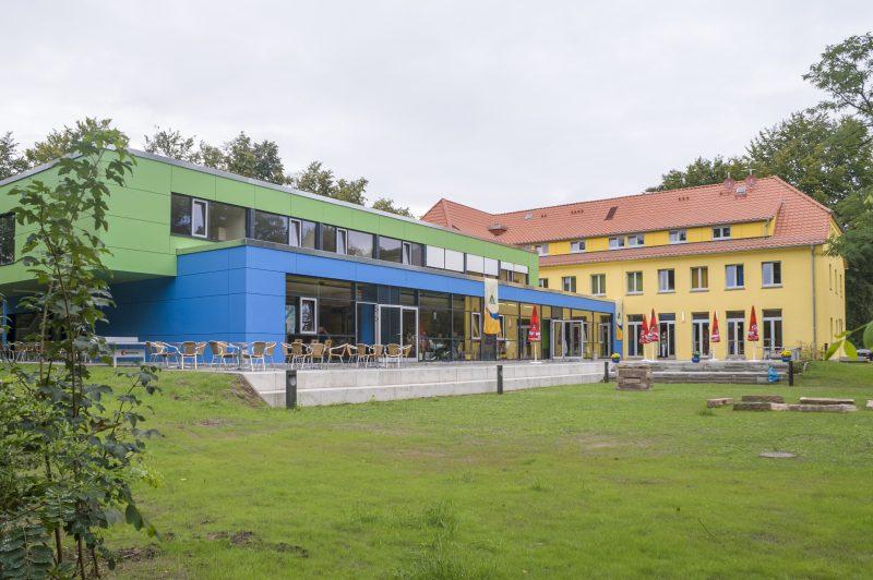 Jugendherge Dessau
