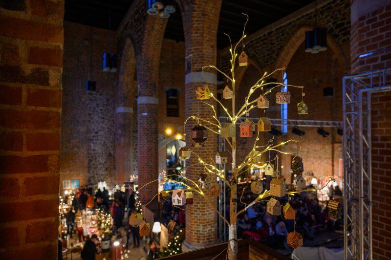 Weihnachtsmarkt in Marienkirche
