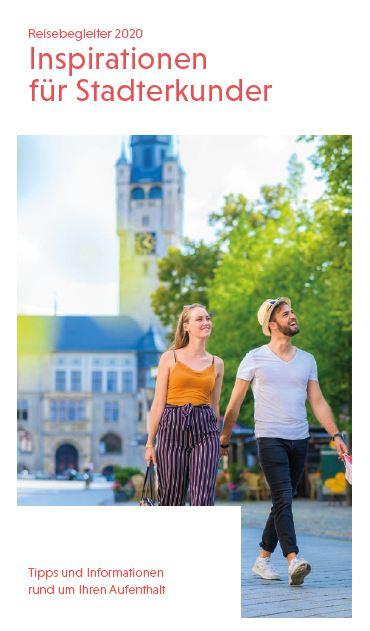 Coverbild der Broschüre Reisebegleiter