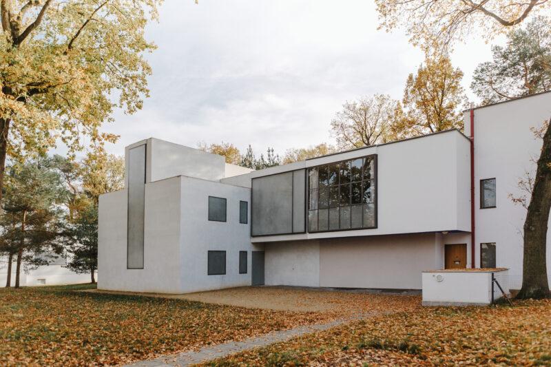 Kurt Weill Zentrum Dessau im Meisterhaus