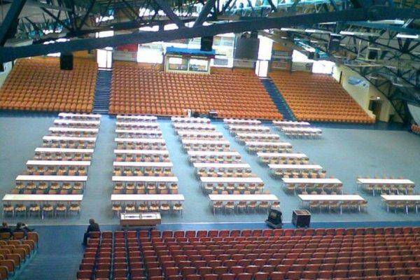 Die Anhalt Arena Dessau