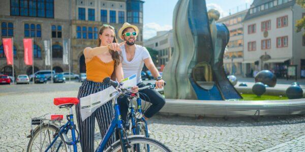 Dessau-Innenstadt-Stadterkundung