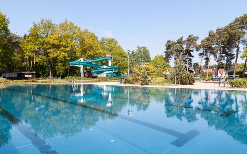 Badespaß im Freizeitbad Rosslau Freibad
