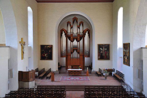 Johanniskirche von Innen