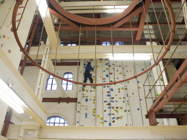 Kletterzentrum Zuckerturm Dessau