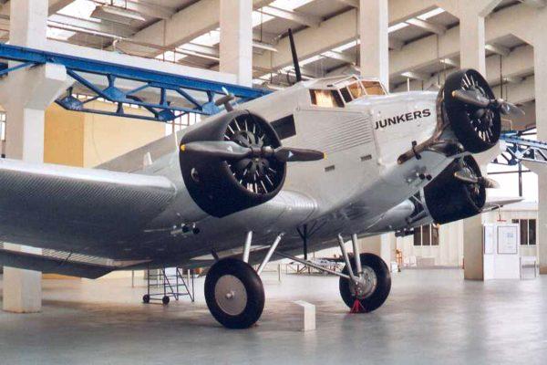 Das Technikmuseum Hugo Junkers in Dessau